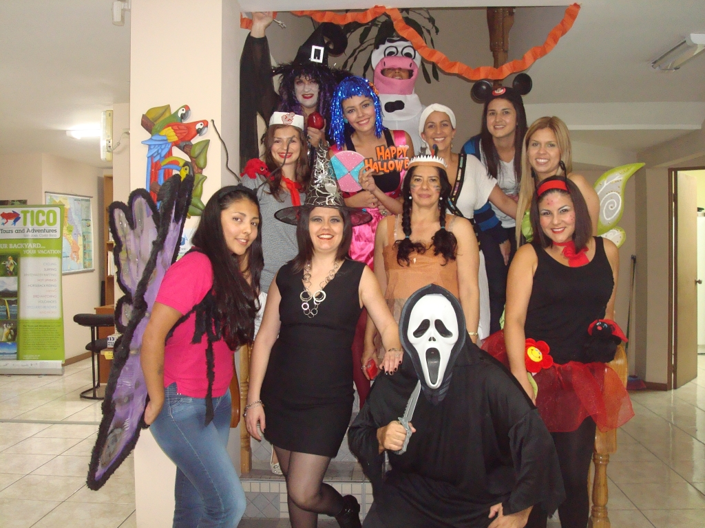 Halloween in Costa Rica