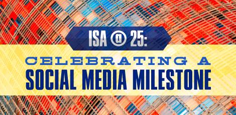 ISAabroad social media