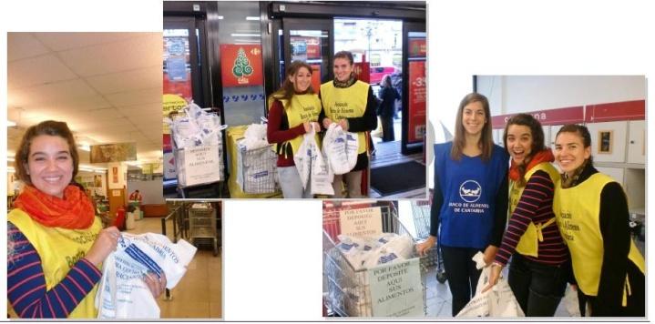 ISA internatioal studies abroad Spain community service