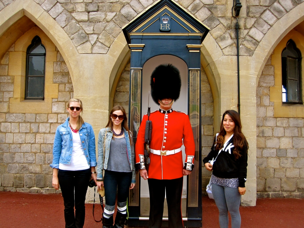 ISA study abroad in London