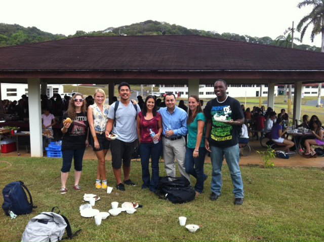 Study Abroad Students in Panama