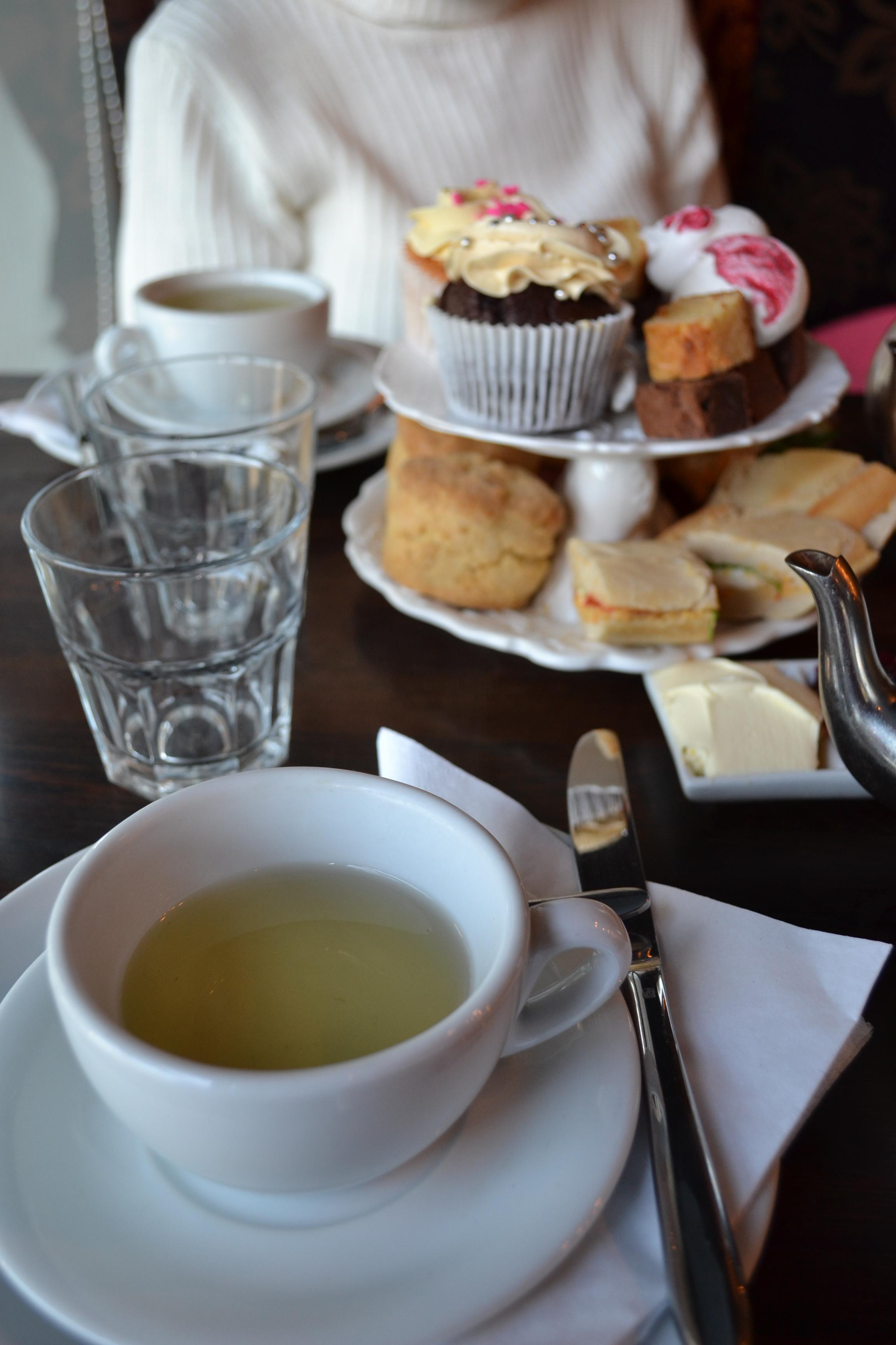 High Tea Tips : Afternoon tea u isa today
