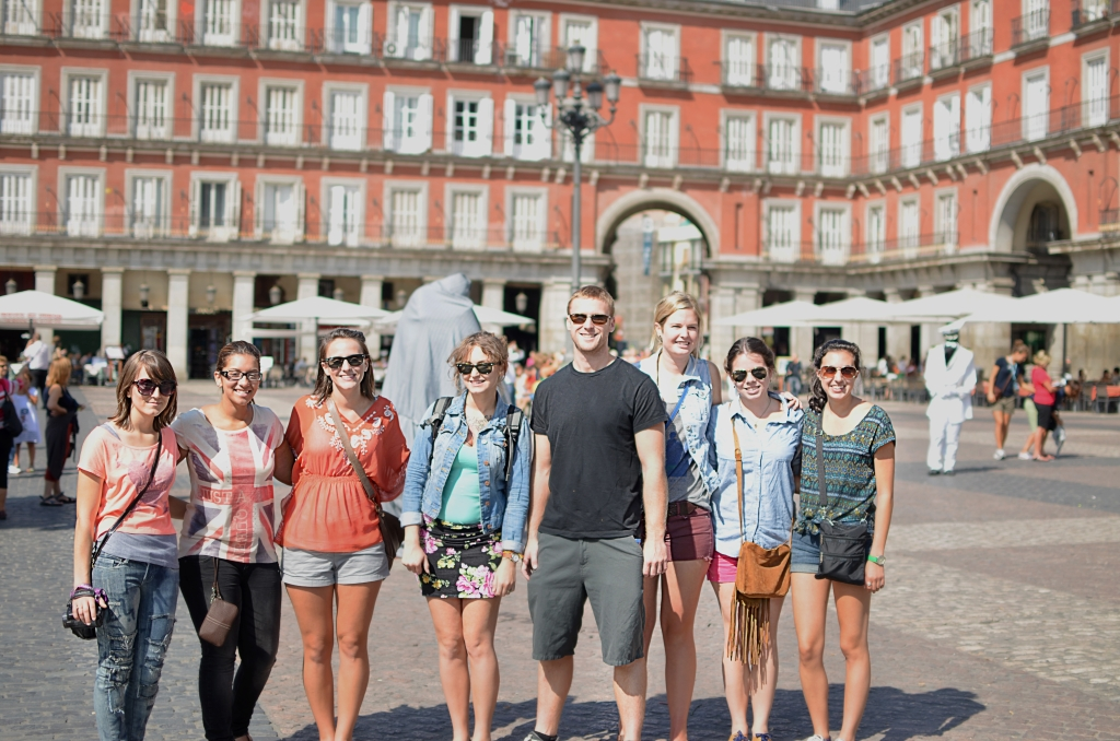 study_abroad_madrid_Plaza_Real