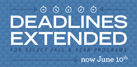 ISA study abroad fall deadlines extended