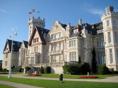 Palacio de la Magdelena