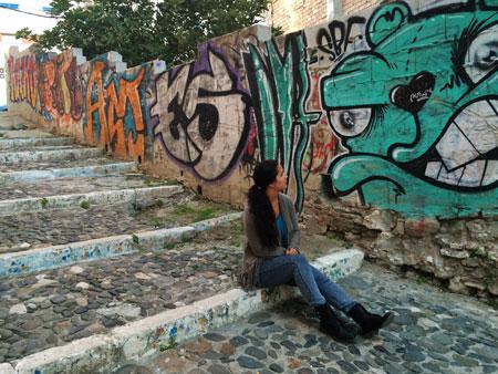 Photo by ISA Student Adrianne Ciuba