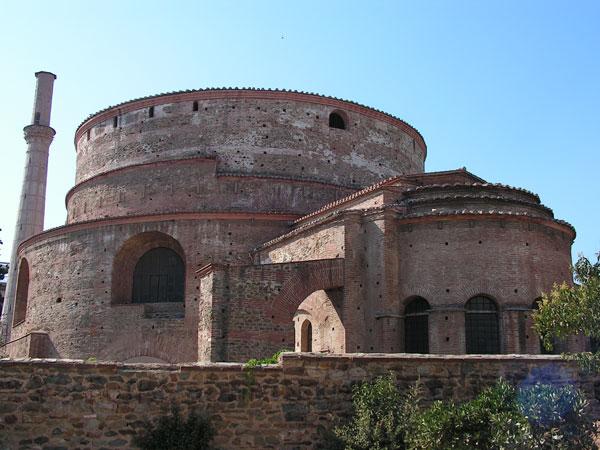 Thessaloniki_TombofGalerius-rightside