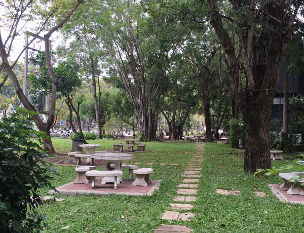 Mahidol_University campus