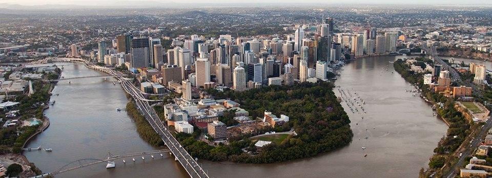 Brisbane downtown