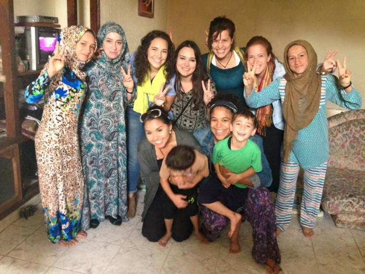 ISA Volunteer Day in Meknes, Morocco