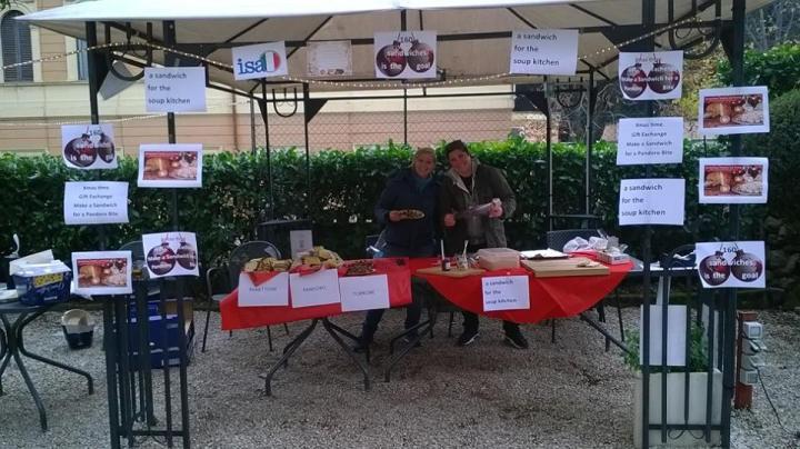 ISA Gives Back | Rome, Italy
