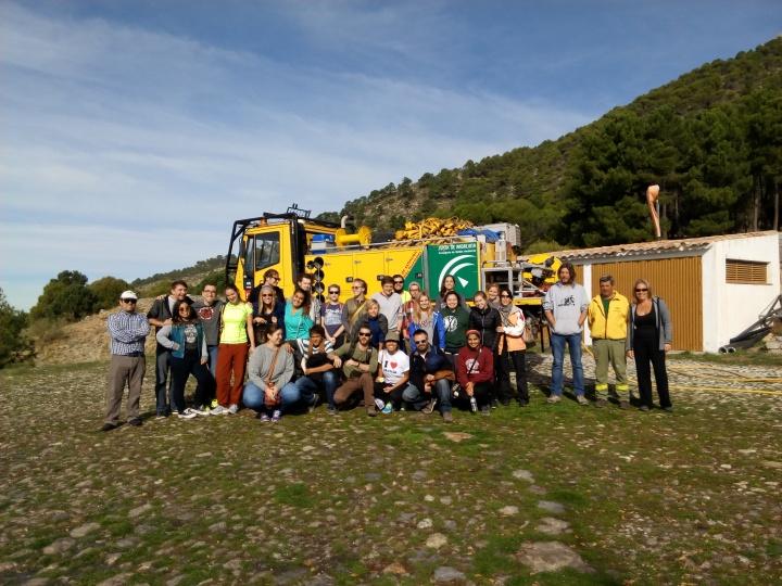 ISA Gives Back | Granada, Spain