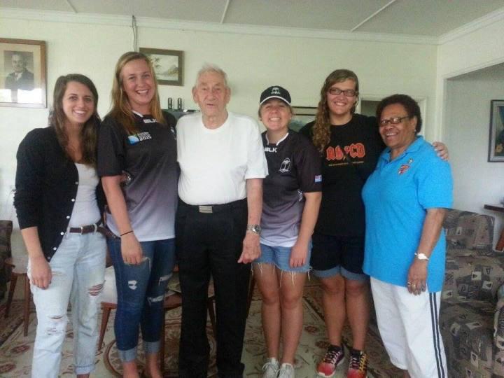 ISA Gives Back   Suva, Fiji
