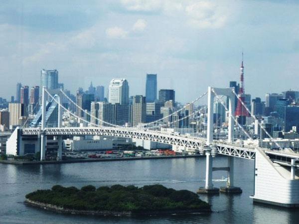 Tokyop_Skyline