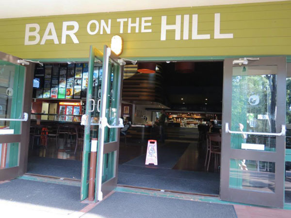 Bar on the Hill in Newcastle, Australia